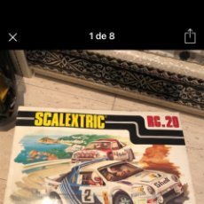 Scalextric: SCALEXTRIC RC-20. Lote 155356146