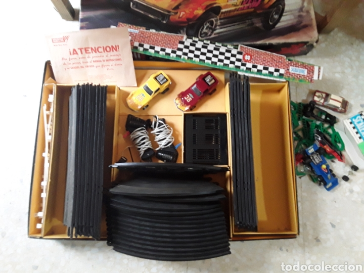 CIRCUITO SCALEXTRIC GP 65 (Juguetes - Slot Cars - Scalextric Exin)