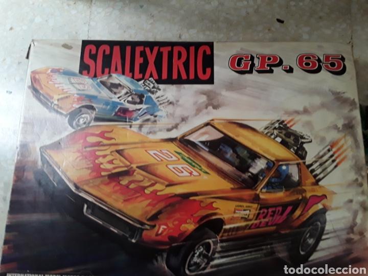 Scalextric: Circuito scalextric gp 65 - Foto 3 - 155516840