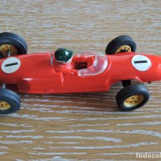 Scalextric: COCHE SCALEXTRIC LOTUS MM C.64 ROJO. Lote 155727002