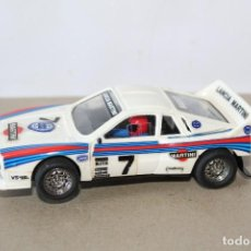 Scalextric: SCALEXTRIC EXIN LANCIA RALLY 037 MARTINI. REF 4073/4074. Lote 155953254