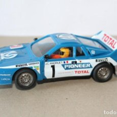 Scalextric - SCALEXTRIC EXIN LANCIA RALLY 037 PIONEER. Ref 4073/4074/4076 - 156259822