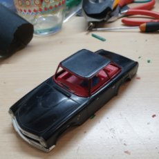 Scalextric: MERCEDES 250 SL EXIN. Lote 156562493