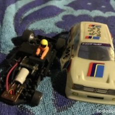 Scalextric: PEUGEOT 205 TURBO 16V SRS-7031 1984. Lote 156566458