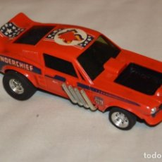 Scalextric: FORD MUSTANG THUNDERCHIEF 4049 - SCALEXTRIC - EXIN - MADE IN SPAIN - FUNCIONA PERFECTAMENTE -ENV24H. Lote 156902626