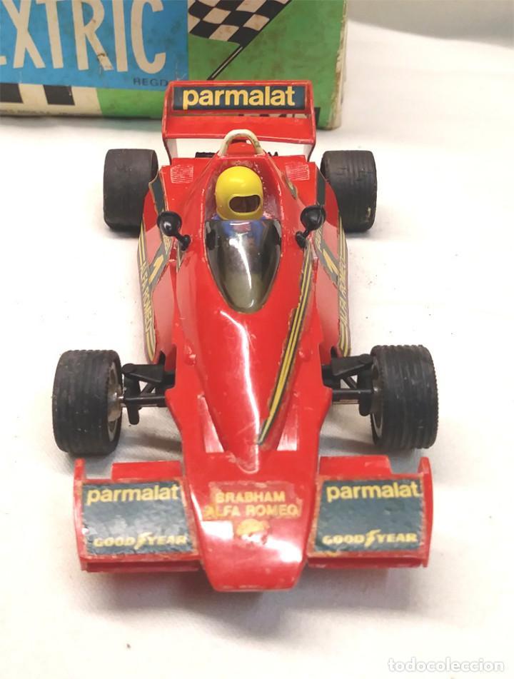 Scalextric: Brabham BT 46 de Exin Scalextric Ref 4056 años 70 con caja - Foto 2 - 157657306
