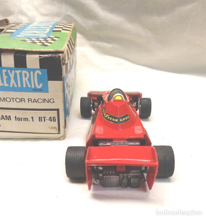 Scalextric: Brabham BT 46 de Exin Scalextric Ref 4056 años 70 con caja - Foto 4 - 157657306