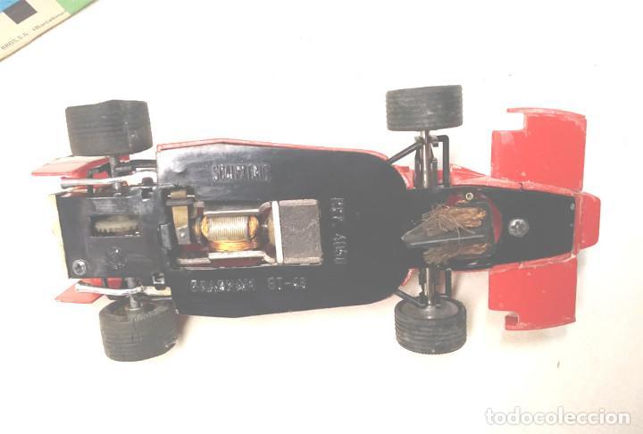 Scalextric: Brabham BT 46 de Exin Scalextric Ref 4056 años 70 con caja - Foto 5 - 157657306