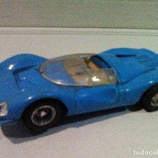 Scalextric: FERRARI GT 330 AZUL SCALEXTRIC EXIN. Lote 157713546