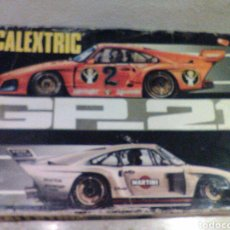 Scalextric: SCALEXTRIC GP 21 CON 4 COCHES. Lote 157717020