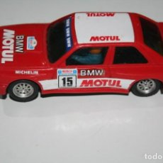 Scalextric: COCHE SCALEXTRIC BMW MOTUL M3. Lote 157848418