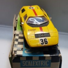 Scalextric: COCHE SCALEXTRIC EXIN MERCEDES WANKEL C-44 EN CAJA ORIGINAL. Lote 157855440