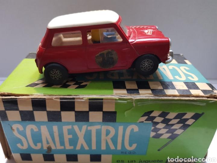 Scalextric: Coche Scalextric Exin Mini Cooper C-45 en caja original - Foto 4 - 157864716