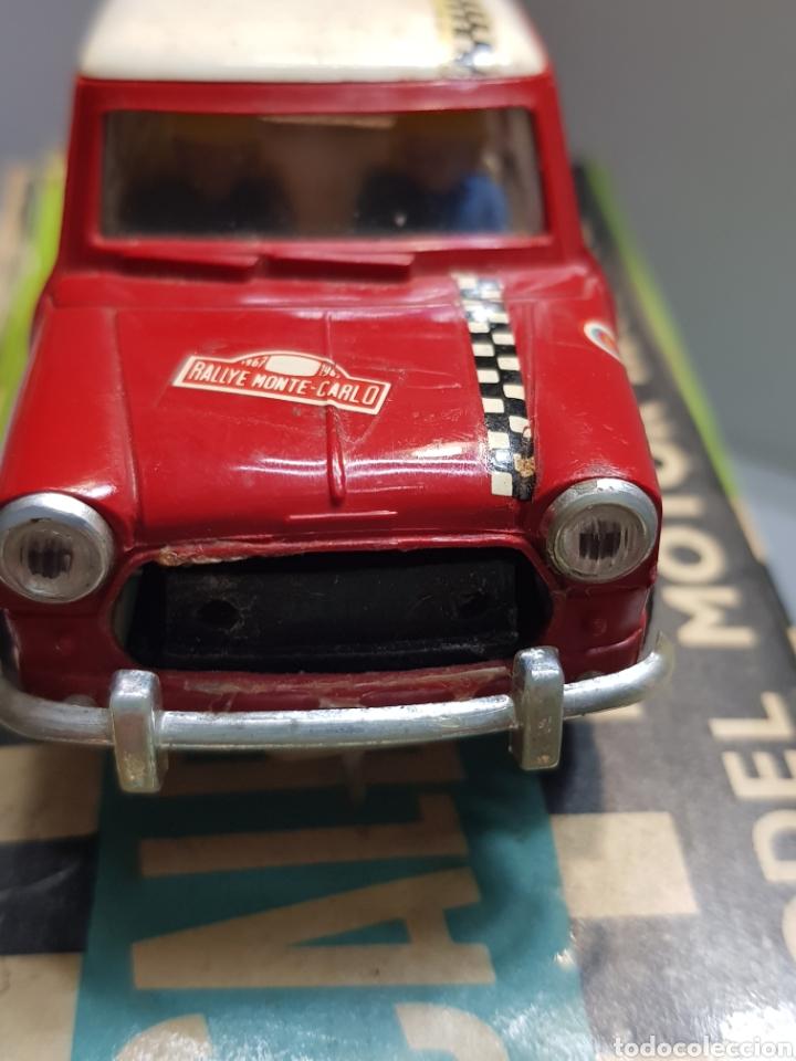 Scalextric: Coche Scalextric Exin Mini Cooper C-45 en caja original - Foto 5 - 157864716