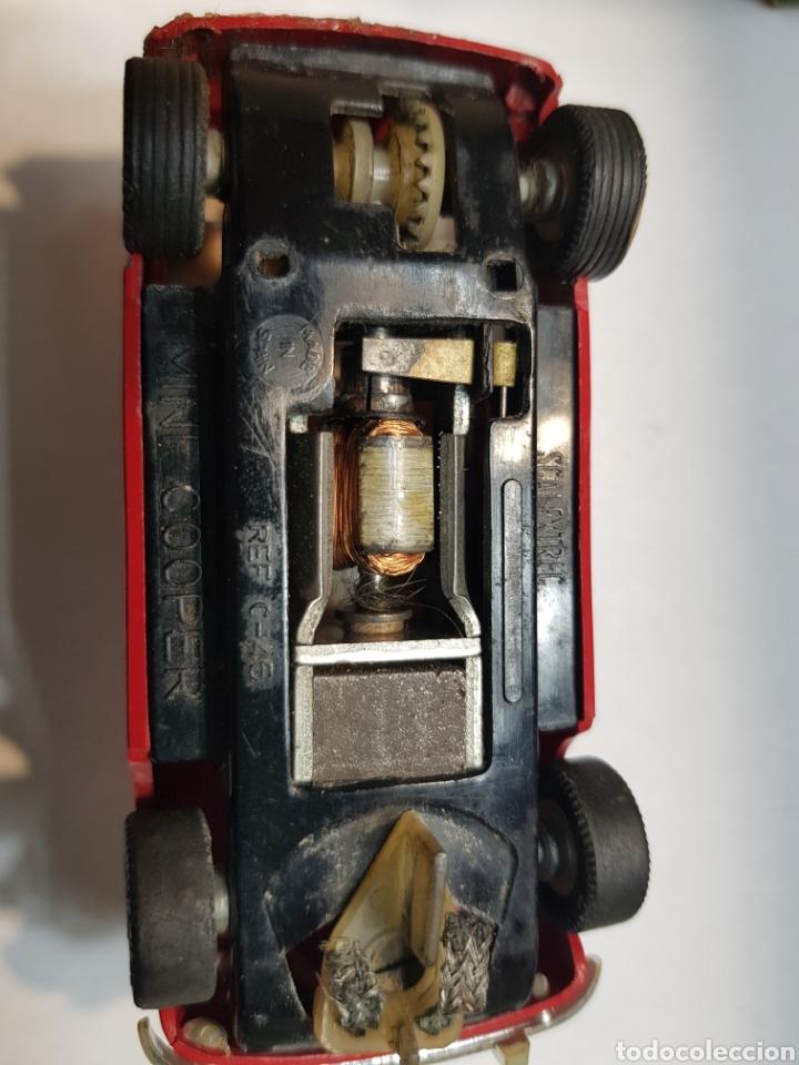 Scalextric: Coche Scalextric Exin Mini Cooper C-45 en caja original - Foto 7 - 157864716
