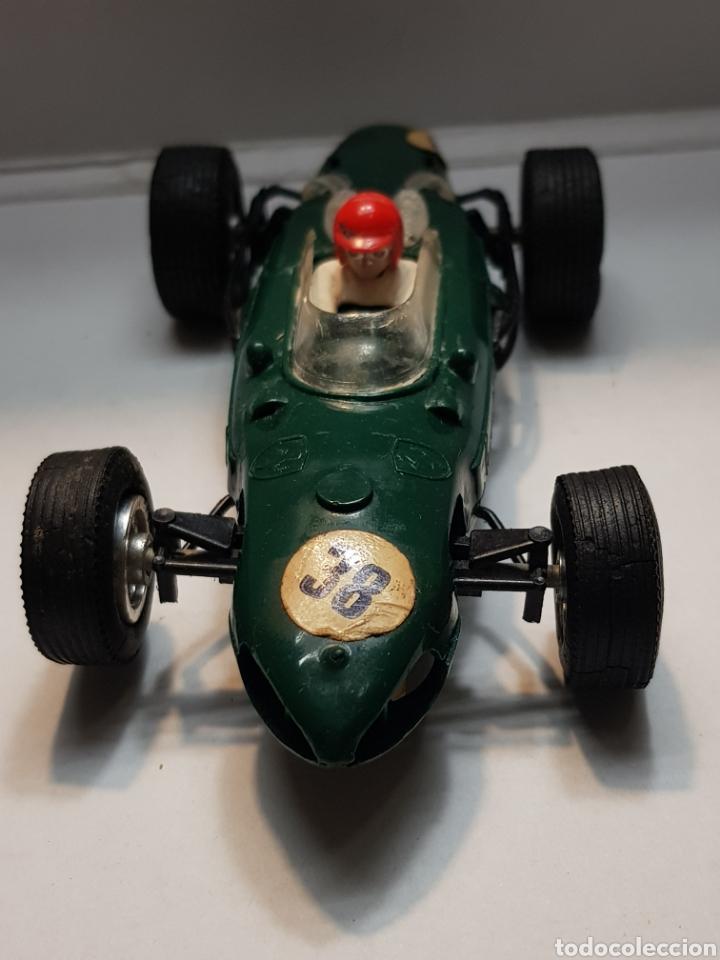Scalextric: Coche Scalextric Exin Ferrari V6 verde - Foto 2 - 157866449