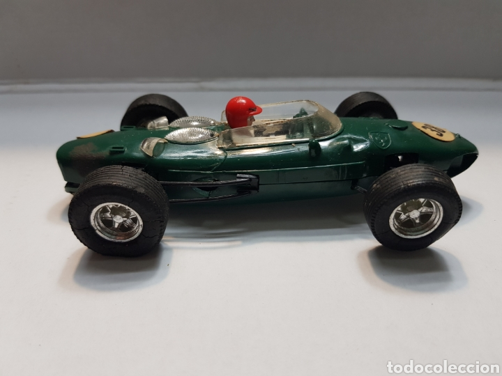 Scalextric: Coche Scalextric Exin Ferrari V6 verde - Foto 3 - 157866449
