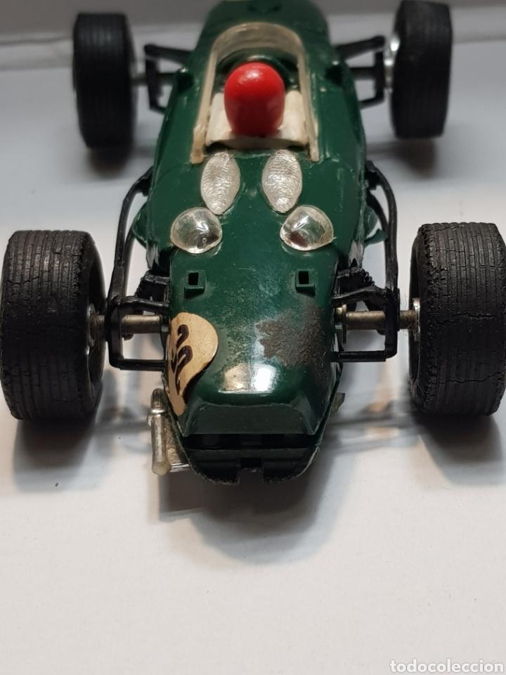 Scalextric: Coche Scalextric Exin Ferrari V6 verde - Foto 4 - 157866449