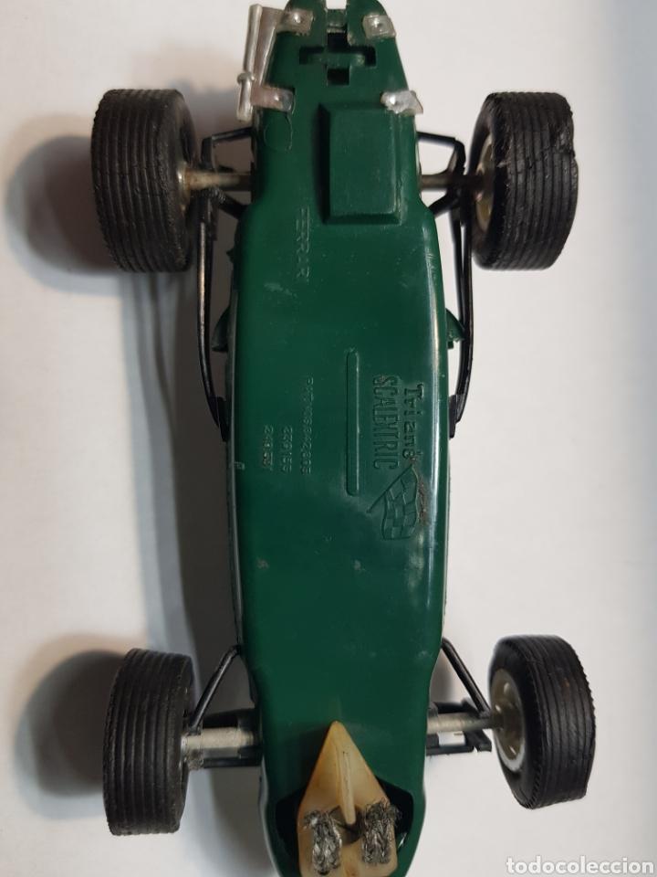 Scalextric: Coche Scalextric Exin Ferrari V6 verde - Foto 5 - 157866449