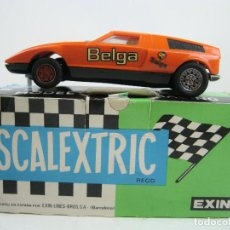 Scalextric: SCALEXTRIC EXIN MERCEDES WANKEL C-111 REF. 4044 MADE IN SPAIN - CON CAJA. Lote 157877878