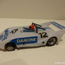 Scalextric: SCALEXTRIC. EXIN. SRS. LOLA DANONE. Lote 158152958