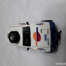 Scalextric: NISSAN PATROL REPSOL. Lote 158176190