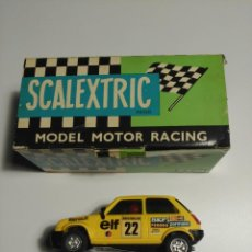 Scalextric: RENAULT COPA 4058. Lote 158414030