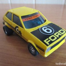 Scalextric: SCALEXTRIC: REF. 4057/4061 - FORD FIESTA ANTIGUO. Lote 159431774