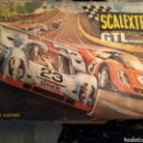 Scalextric: CIRCUITO SCALEXTRIC GTLEMANS 30. Lote 159883777