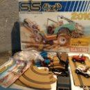 Scalextric: CIRCUITO SCALEXTRIC STS 4X4 2010. Lote 159889702