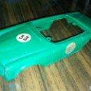Scalextric: MERCEDES 250 SL EXIN. CARROCERÍA VERDE DESGUACE ORIGINAL.. Lote 159935424