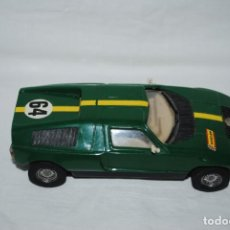 Scalextric: SCALEXTRIC VERDE. Lote 159936682