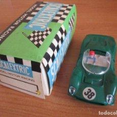 Scalextric: SCALEXTRIC: MODELO DE COCHE, FERRARI GT330 REF. C-41. Lote 160267230