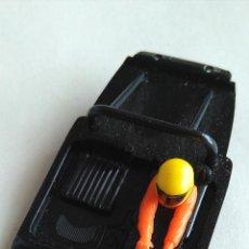 Scalextric: SCALEXTRIC EXIN BANDEJA PILOTO DEL PORSCHE CARRERA RS. Lote 160527986
