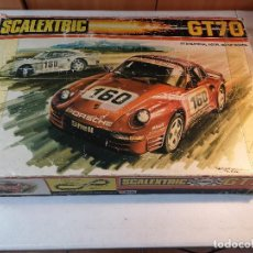 Scalextric: SCALEXTRIC CAJA GT70   EXIN  . Lote 160646862