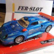 Scalextric: PORSCHE 911 GT1 MILLENIUM DE SCALEXTRIC. Lote 161171738