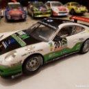 Scalextric: SCALEXTRIC PORSCHE 911 GT3 VALLEJO RALLYE CANARIAS 2008 NUEVO SER LTDA. Lote 161301882