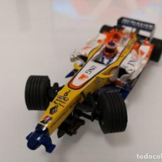 Scalextric: RENAULT FORMULA 1 F1 FERNANDO ALONSO DORSAL 5 SCALEXTRIC. Lote 161373894