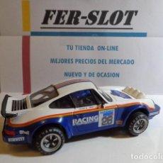 Scalextric: PORSCHE 911 CARRERA RS RACING. Lote 162030054