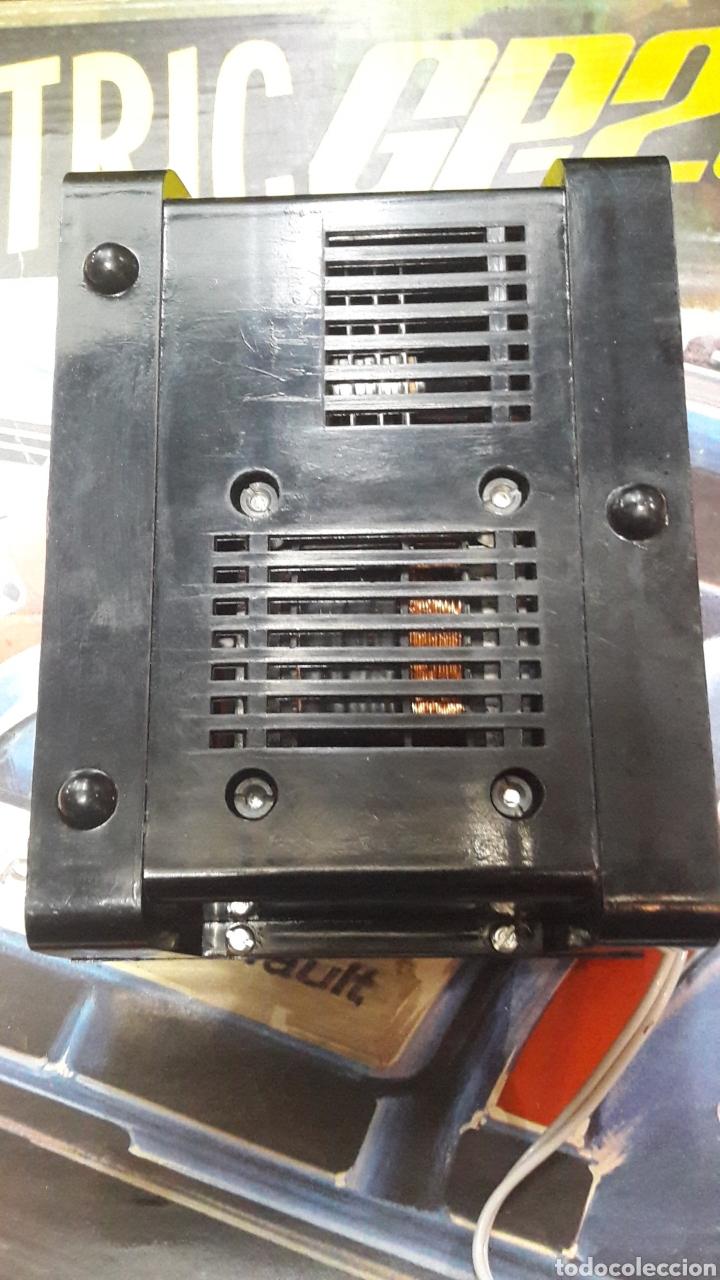 Scalextric: TRANSFORMADOR RECTIFICADOR SCALEXTRIC EXIN TR - 1 CON INSTRUCCIONES - Foto 4 - 162299422