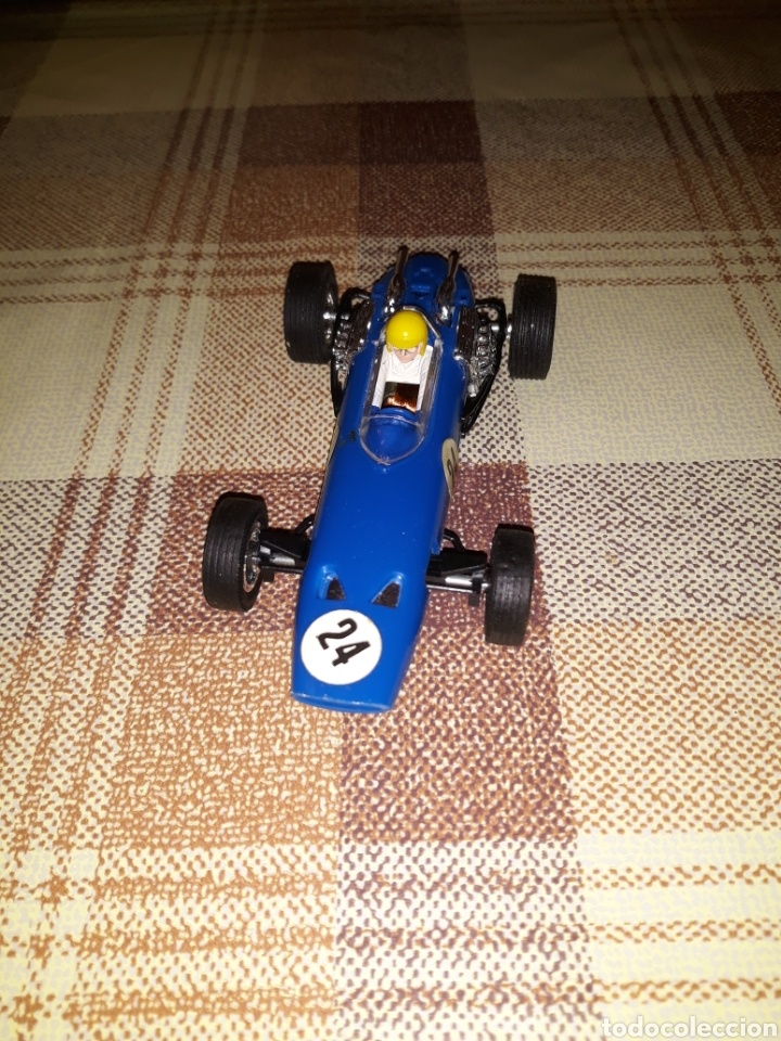 SCALEXTRIC (Juguetes - Slot Cars - Scalextric Exin)