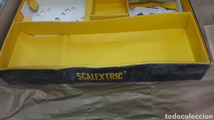 Scalextric: CAJA E INSTRUCCIONES SCALEXTRIC GP 25 EXIN - Foto 5 - 162345608