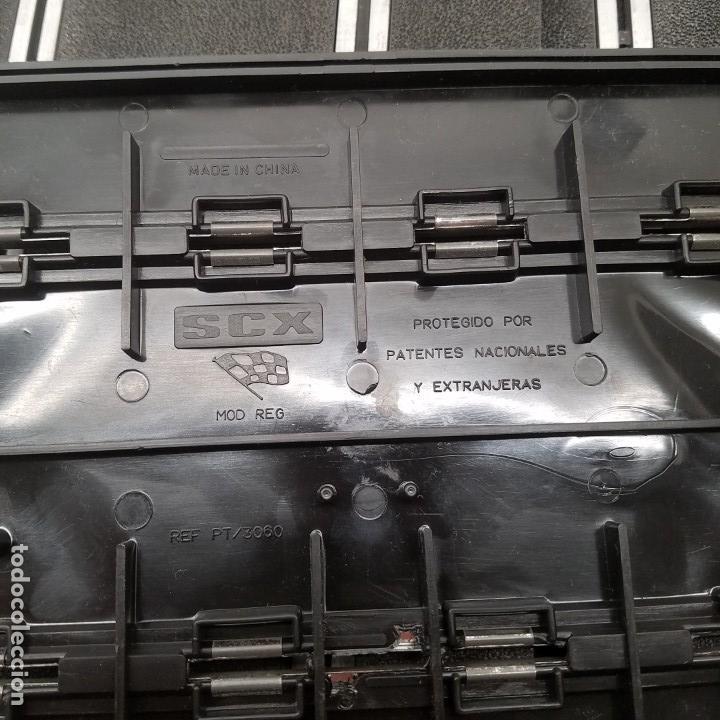 Scalextric: SLOT SCALEXTRIC SCX 5X TRAMO RECTA STANDARD 350mm REF PT/3060 - Foto 2 - 162982084