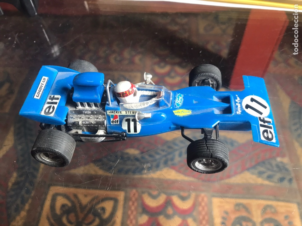 COCHE SCALEXTRIC ANTIGUO (Juguetes - Slot Cars - Scalextric Exin)