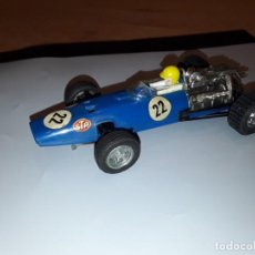 Scalextric: SCALEXTRIC HONDA C-36 AZUL, ORIGINAL, FUNCIONANDO. MADE IN SPAIN.. Lote 163573994