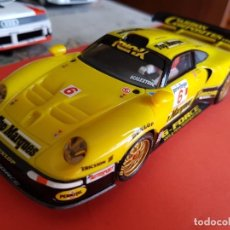 Scalextric: SCALEXTRIC ALTAYA PORSCHE 911 GT1 SER LTDA. Lote 163602934