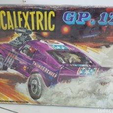 Scalextric: CAJA SCALEXTRIC GP17 VACÍA MEDIDAS 57 X 42 CM. Lote 177897718