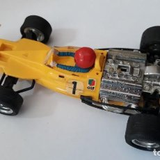 Scalextric: SCALEXTRIC TYRRLL-FORD,REF C-48 MADE IN SPAIN, PARA PIEZAS O RESTAURAR. Lote 163776606