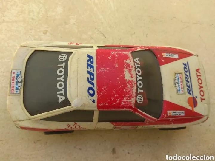 Scalextric: Toyota Celica - Scalextric Exin - Logo Invertido - - Foto 7 - 163956380