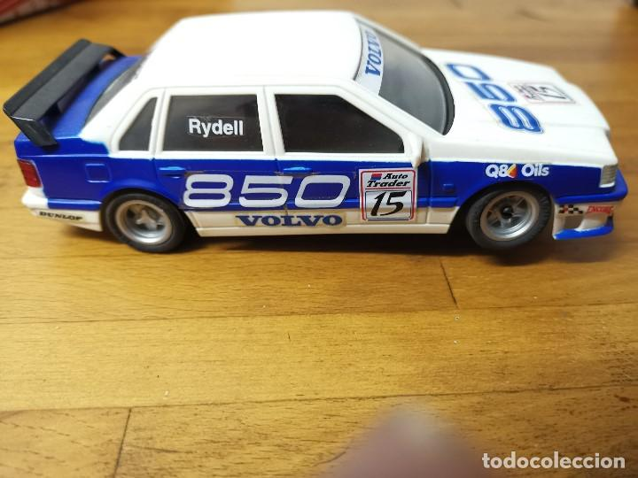 Scalextric: Coche scalextric Exin Volvo SRS de 1996 ref.8391-09 Neumáticos agrietados - Foto 2 - 163957958
